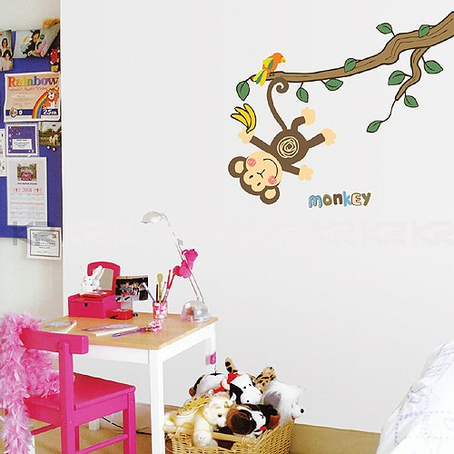 apina seinätarra