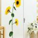 auringon kukka seinätarra