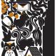 orava pöllö ja puu seinätarra 3