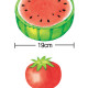 tuoreita hedelmiä seinätarra 4